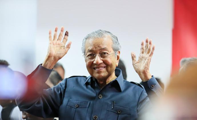 馬哈蒂爾否認支持穆希丁,稱希望聯盟轉向支持自己任總理