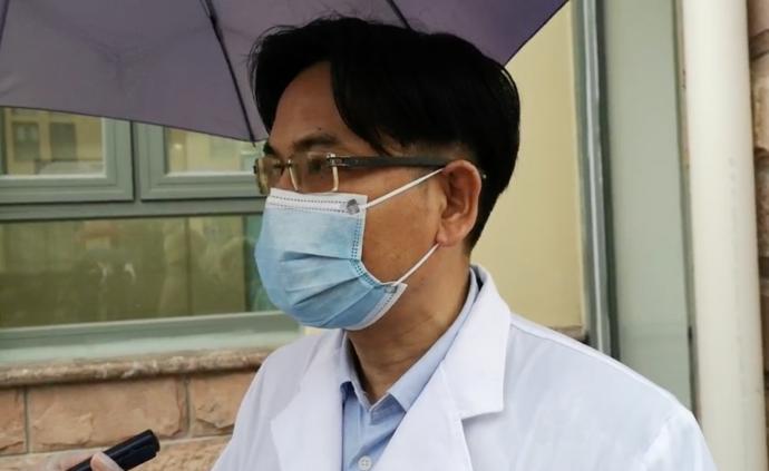 """上海公衛""""五大天團"""",ICU床護比遠高標準"""