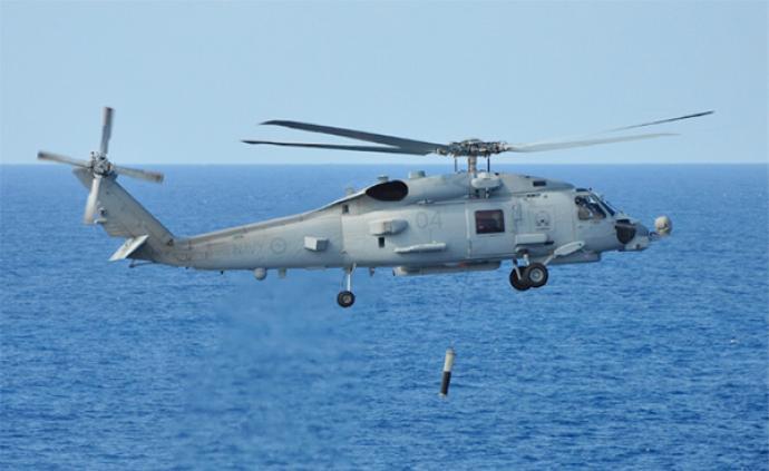 技术派|印度购买美国先进直升机,欲打造美式航空反潜体系