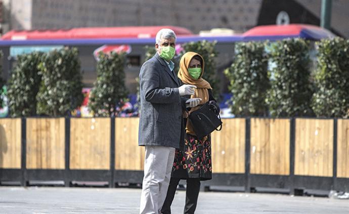 伊朗确诊1501例新冠肺炎病例,累计死亡病例66例