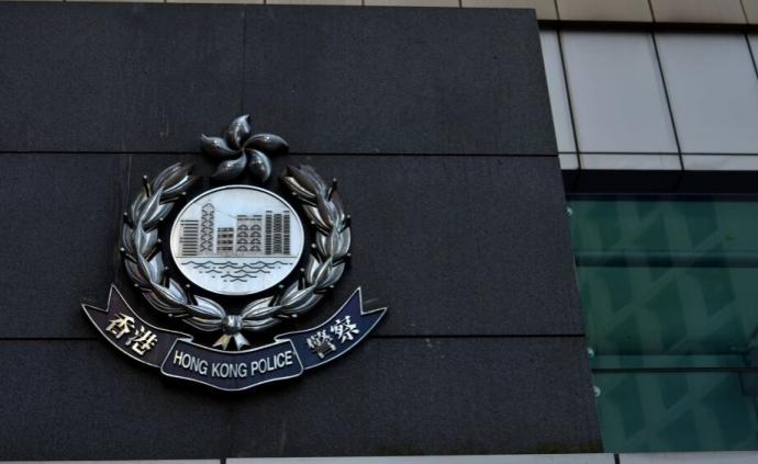 香港警务处长:由暴徒制造的暴力事件导致去年罪案数上升