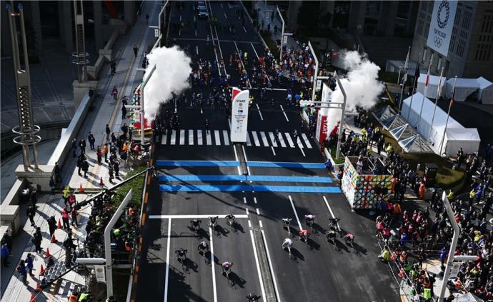 東京馬拉松刷新日本紀錄,疫情之下中日團隊攜手保障