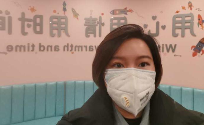 """@武汉·接龙⑥ 一位山城姑娘的江城""""守望"""""""