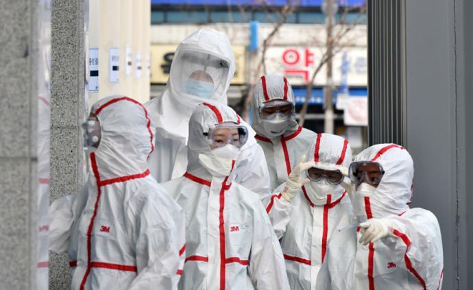 美媒:中國境外新冠肺炎確診病例超萬例