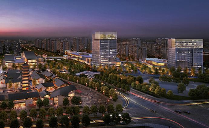 17平方公里的上海之窗·智慧科学城铸就未来地标