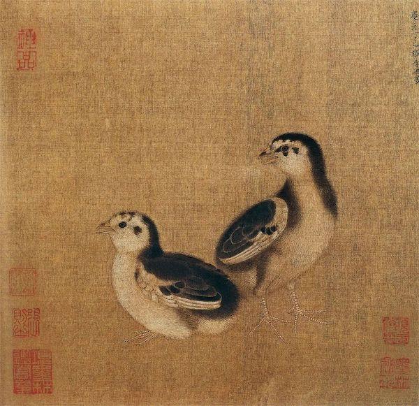 鉴赏丨从《女史箴图》中的长尾鸟说起,关于中国花鸟画的发展 新湖南www.hunanabc.com