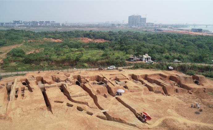七星伴月、塋域千年:江西贛江新區七星堆六朝墓群考古發掘記