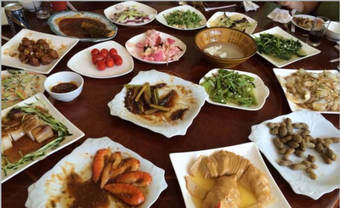 """饕餮中国︱""""素菜""""何以在中国菜中自成一派"""