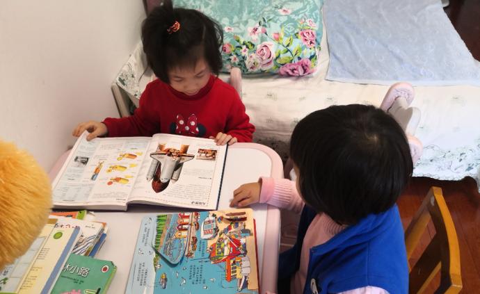 武汉对话|疫情小别离:妈妈在北京,女儿在武汉