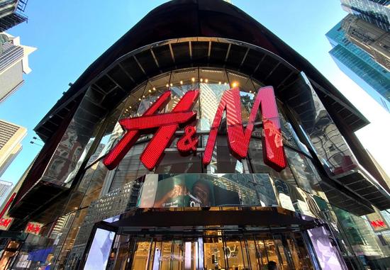 H&M宣布一时关闭其在德国的统统460家门店,以及美国的统统590门店。