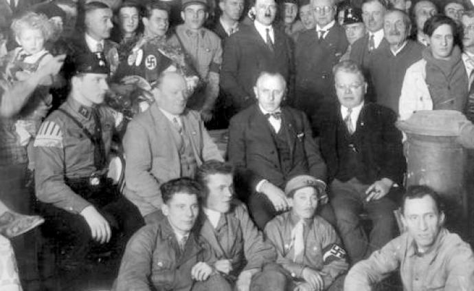 通往第三帝國之路:納粹黨是如何上臺的?