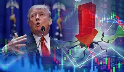 美股十天内第四次熔断!道指几乎抹去特朗普上任以来全部涨幅