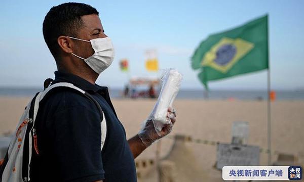 巴西新冠肺炎确诊514例,访美团成员已有17人检测呈阳性