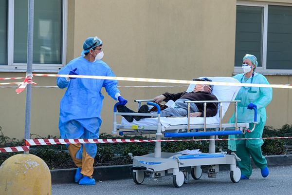 独家|意大利疫情重灾区医生:每24小时就要新建一个病区