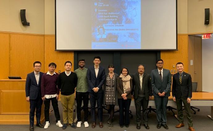 """會議︱記哈佛大學""""超越邊界:文本、思想和人的跨區域運動"""""""