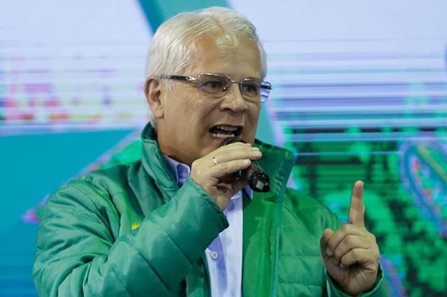 哥伦比亚一市长确诊传染新冠肺炎,上周曾经与总总共同列席勾当