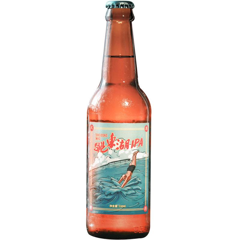 跳东湖精酿啤酒