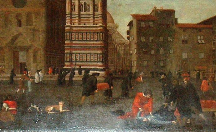 1630年佛羅倫薩瘟疫:社會交換的隱喻(上)