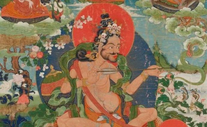 鑒賞|追尋怛特羅:看古代瑜伽和造像里的神祇禮拜