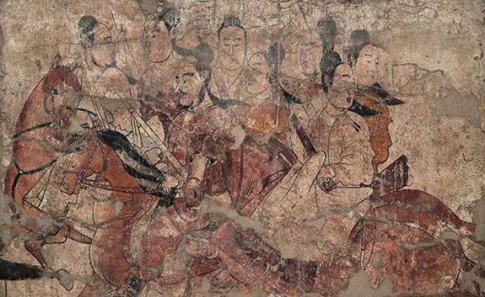 """集結北朝壁畫的""""壁上乾坤""""大展延期了,山西博物院恢復開放"""