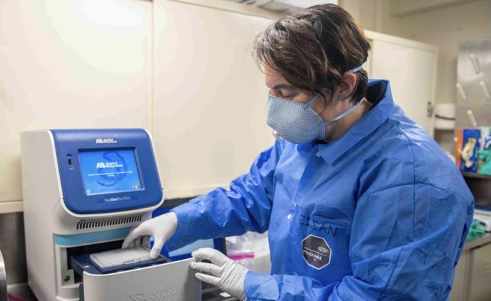 全球戰疫|美國防部出現首個新冠肺炎死亡病例,系國防承包商