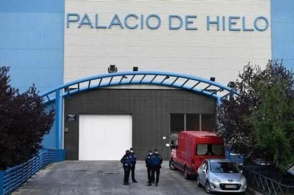 西班牙:马德里冰宫改作停尸间,60岁以上重症不进入ICU