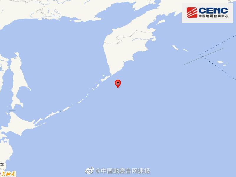 千岛群岛发生7.5级地震,美国夏威夷发布海啸预警