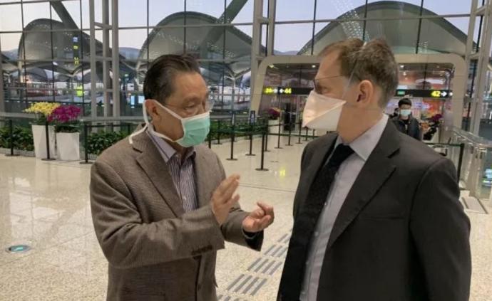 美国病毒猎手确诊新冠肺炎