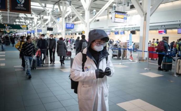 受新冠肺炎疫情影響,中國留學生面臨就學困境
