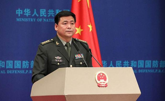 國防部:中國軍隊與外軍攜手打造人類衛生健康共同體