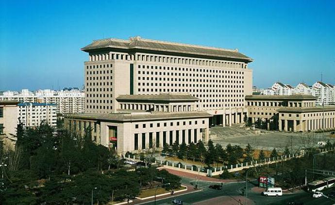 國防部:敦促美方停止網絡竊密和攻擊活動