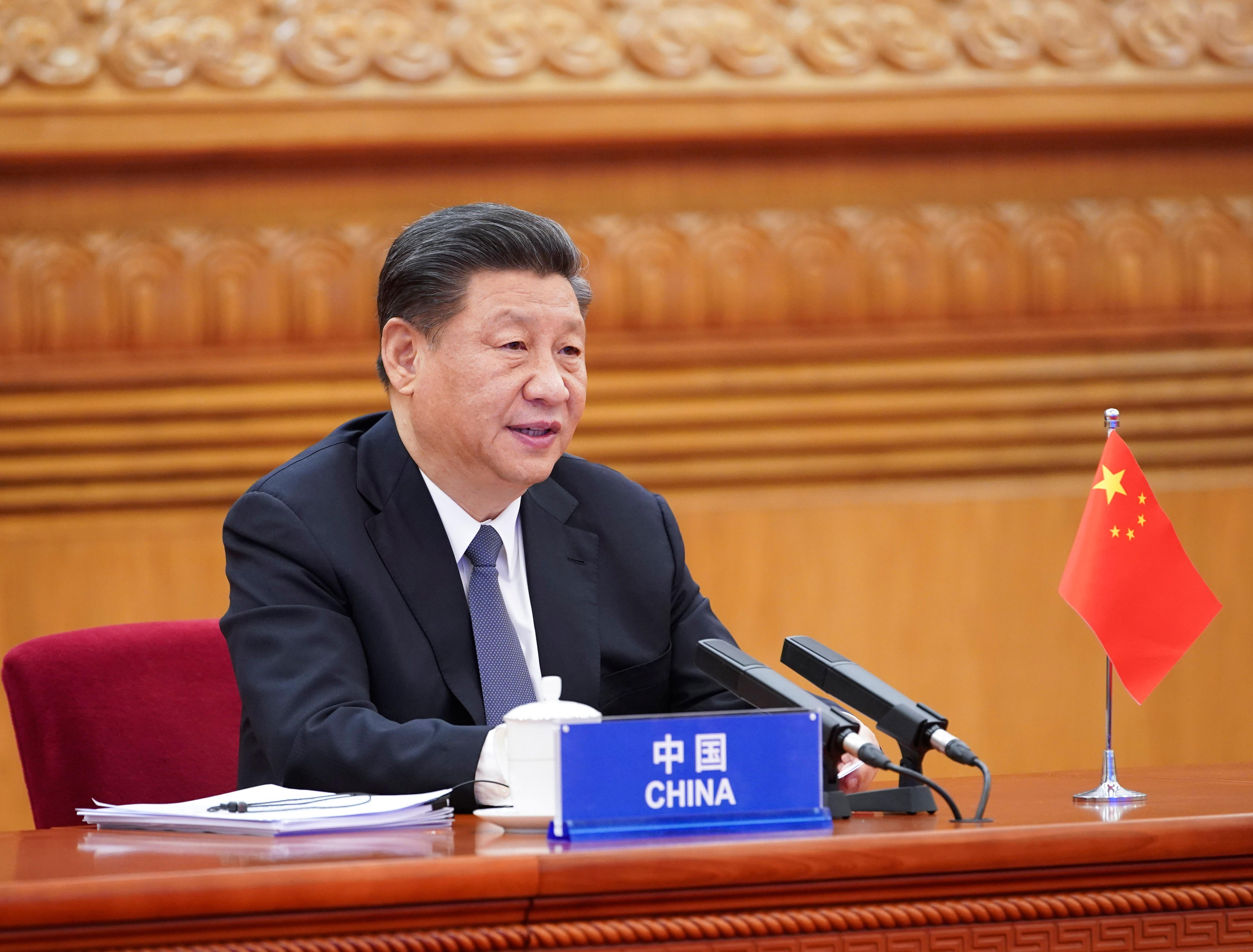 习近平出席G20领导人应对新冠肺炎特别峰会并发表重要讲话