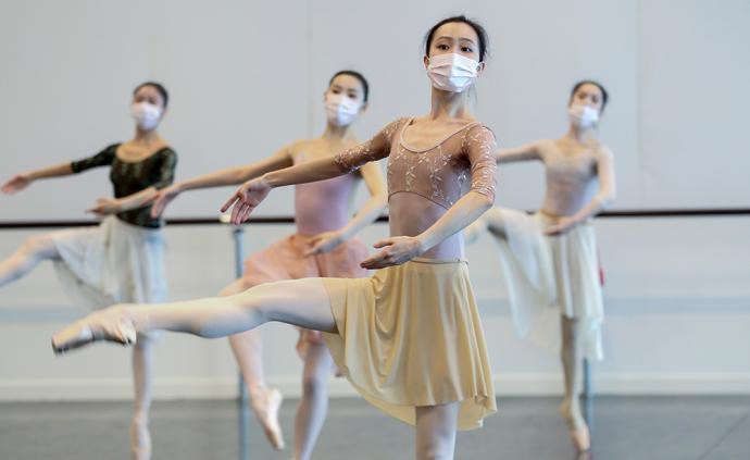 等疫后|芭蕾舞演員戚冰雪:想回到舞臺表演