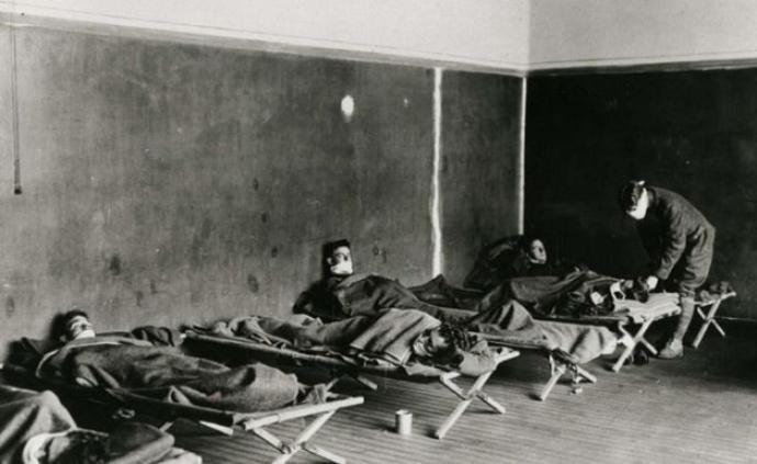 """""""悲劇中的悲劇""""——法國與1918-1919年流感"""