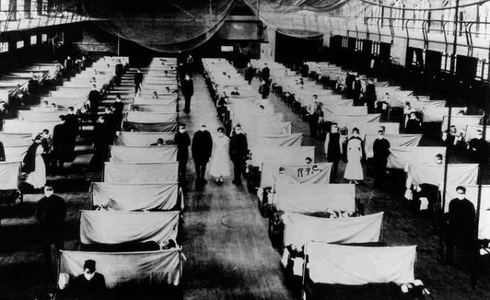 西班牙媒體刊文回望1918大流感:發生了什么,留下了什么