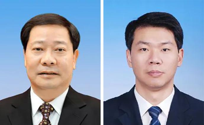 殷美根、吴浩任江西省副省长