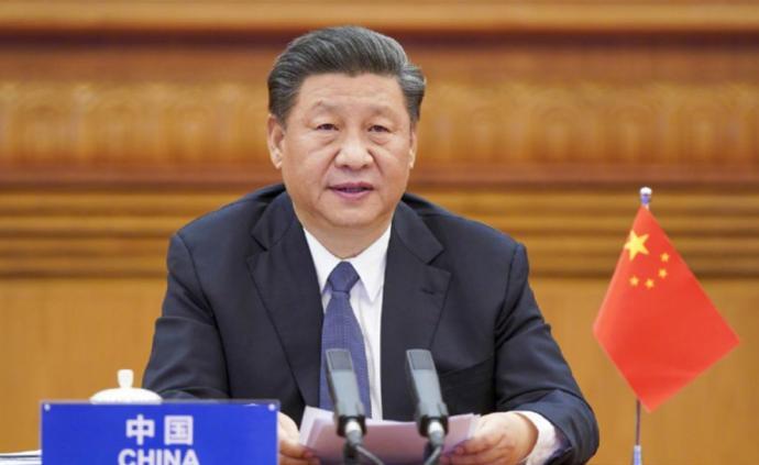 """全球戰""""疫"""",習近平發出中國倡議、承諾中國行動"""