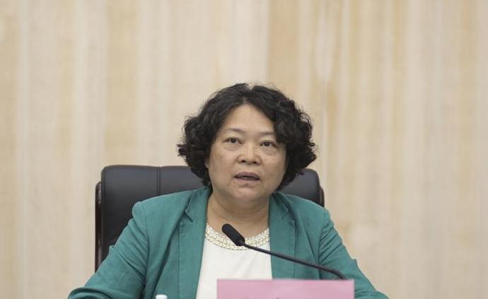 严植婵任中央政府驻澳门联络办公室副主任