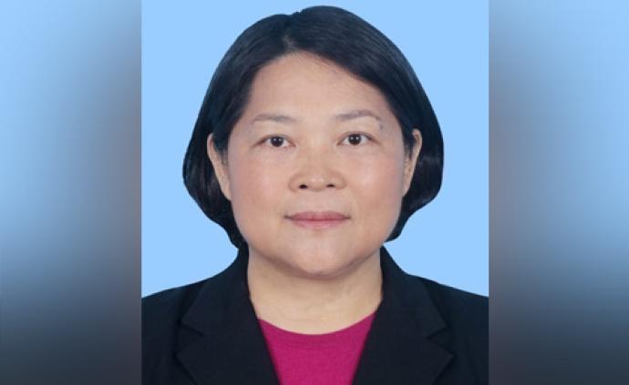 严植婵调任澳门中联办副主任,曾长期在广东工作