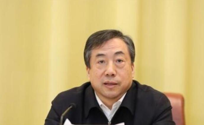 山东省委常委、秘书长孙立成任济南市委书记