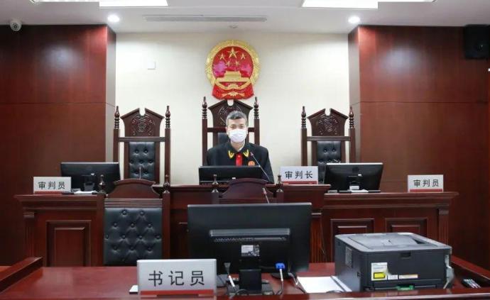 """北京三中院試水""""無人記錄""""庭審,審案平均時長縮短46%"""