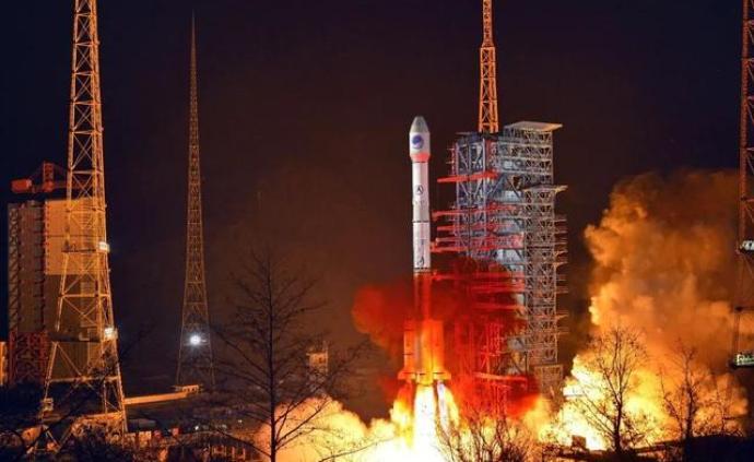 北斗三號GEO-2衛星已進入預定軌道,評估后提供導航服務