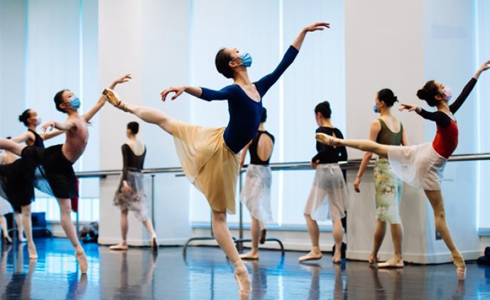 上海芭蕾舞團考核演員:督促業務精進、促進團隊活力