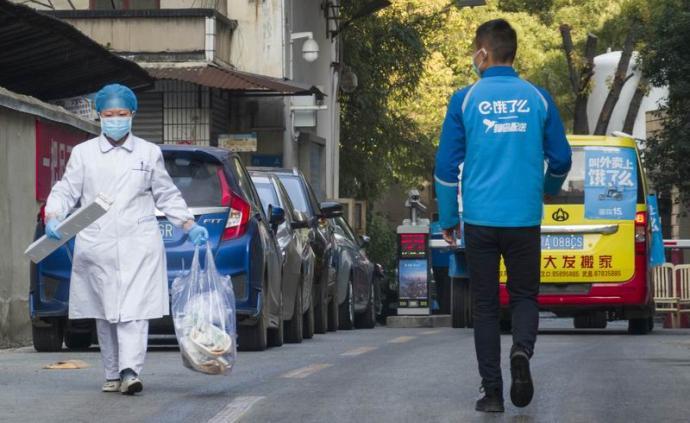 武汉市快递员外卖员群体调查(上):疫情前后的工作与生活