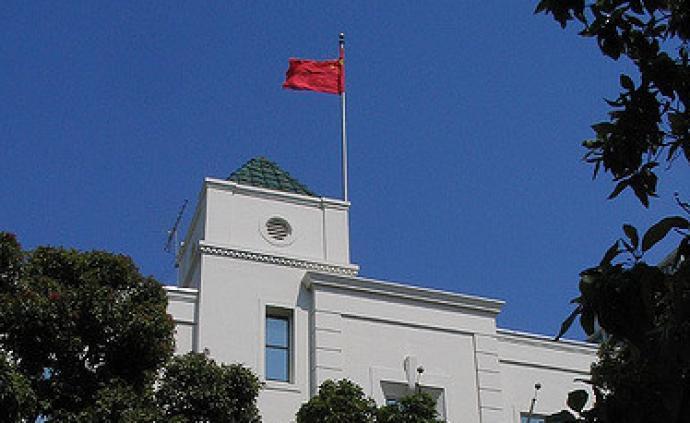 """中國駐舊金山總領事館將向留學人員發放防疫""""健康包"""""""