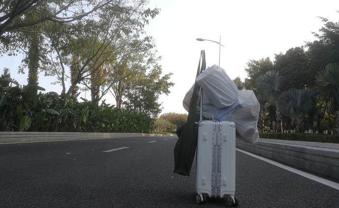 在台湾戴口罩与买口罩|④踏上归途