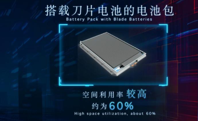 """比亞迪王傳福:""""刀片電池""""將重新定義新能源汽車的安全標準"""