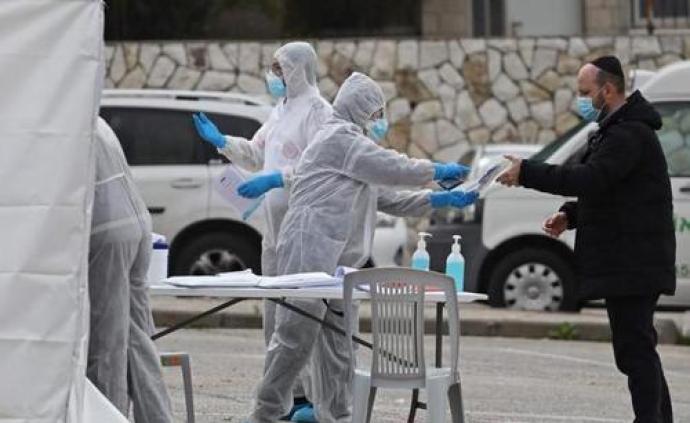 以色列新增新冠肺炎確診病例246例,累計3865例