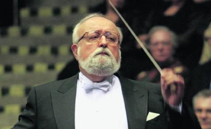 波兰著名作曲家克日什托夫·潘德列茨基病逝,终年86岁