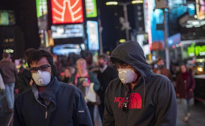 美國疾控中心發警告,敦促紐約市民兩周內取消不必要旅行